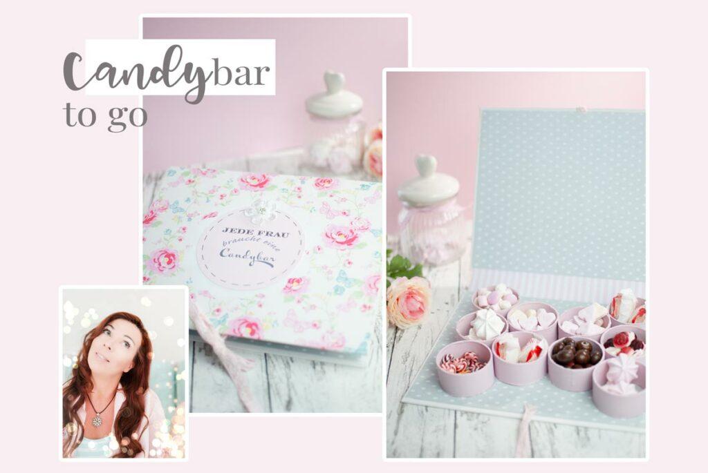 Candybar DIY Bastelidee